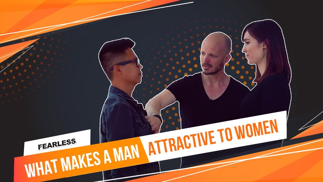 what makes females attracted to males
