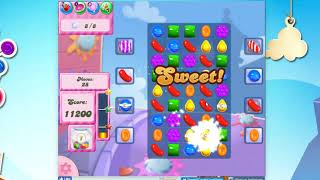 Candy Crush Saga Level 207 -- AppLevelHelp.Com