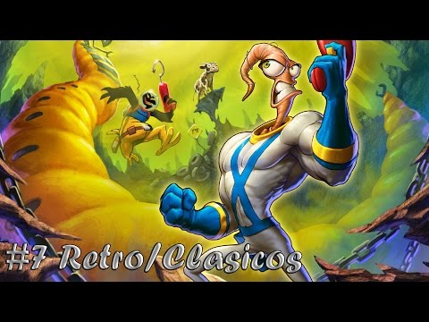 #7 Retro/Clásico: Earthworm