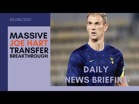 Celtic make massive Joe Hart transfer - NEWS BRIEFING VIDEO