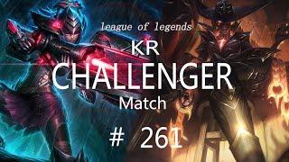 Korea Challenger Match #261/LO…