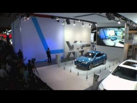 BMW Media Reveal at the 2013 Johannesburg International Motor Show