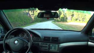 Sunday driving with e39 bmw M5