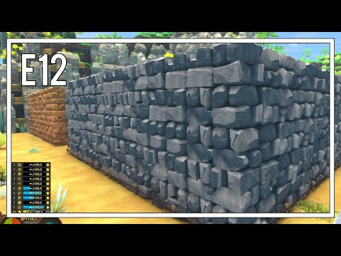 A massive stockpile problem and solution - ECO 1440P HD Gameplay Season 1 Part 12  