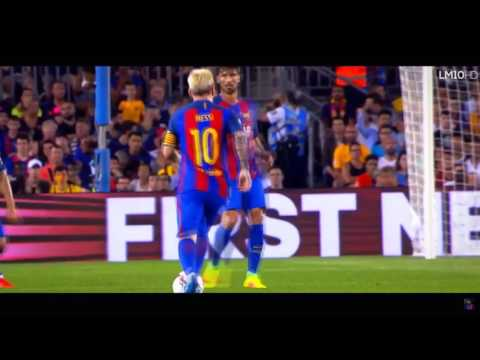 Lionel Messi 2017 I Radioactive I Goals, Dribbling and skills II HD