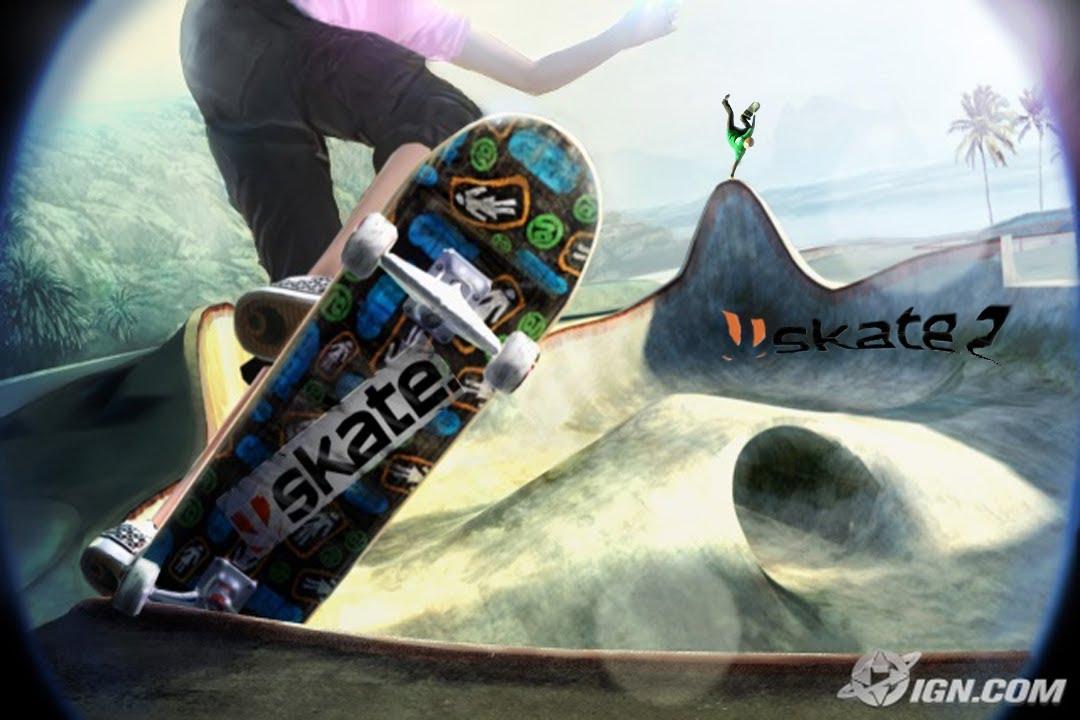Skate Ps3 192795 - WallDevil