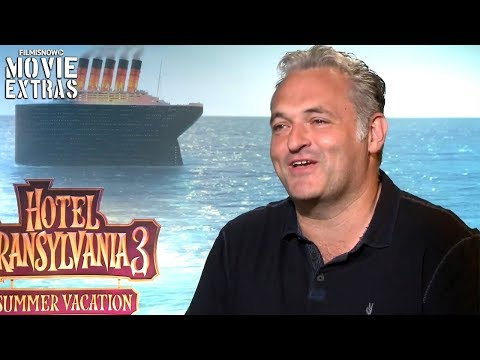 HOTEL TRANSYLVANIA 3: SUMMER VACATION | Genndy Tartakovsky talks about the movie
