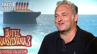 HOTEL TRANSYLVANIA 3: SUMMER VACATION   Genndy Tartakovsky Talks About The Movie