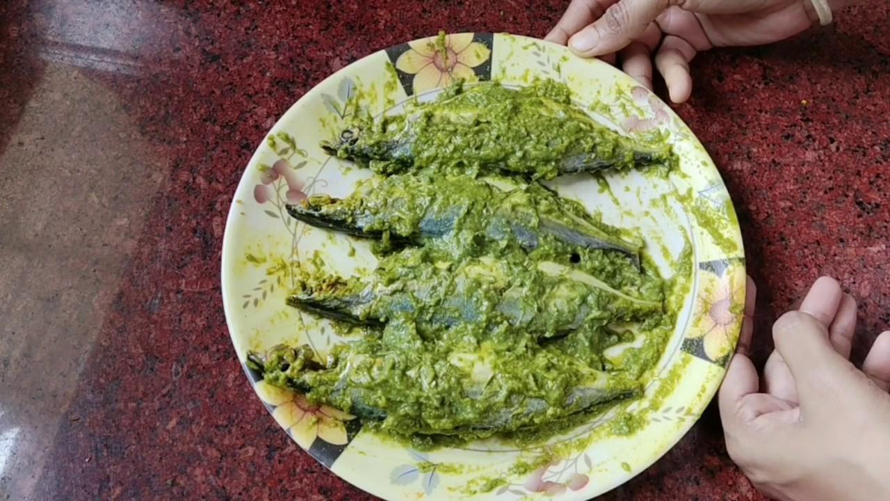 हिरवा मसाला फिश फ्राय /Green masala bangda fry   Khái quát các nội dung liên quan bangda đầy đủ nhất