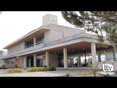 VÍDEO: La Junta ultima la cesión del antiguo Centro Tecnológico del Mueble al Ayuntamiento de Lucena