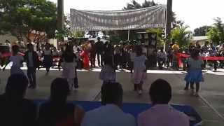 Bailable Rock & Roll, Esc. Prim Gral. Vicente Guerrero, clausura 2014