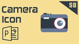 Camera Icon Tutorial || PowerPoint 2016