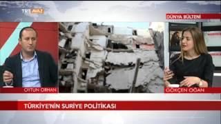 Türk Savaş Uçakları YPG'yi Vurdu - Dünya Bülteni - TRT Avaz