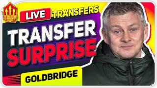 Solskjaer's Transfer Surprise! Man Utd News