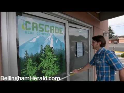 Third Pot Store Opens In Bellingham