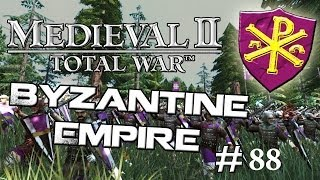 TotalWar Byzantine Empire on StainlessSteel 6.4 ep 88 CRASHING GAME MAKE SNOW MAD