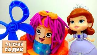 Детский сад Капуки Кануки - Пони и Принцесса София