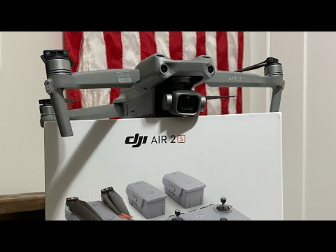 DJI Air 2S First Unboxing And Review!!! SPECS IN COMMENTS!!! 5.4k Confirmed!!! Check Description!