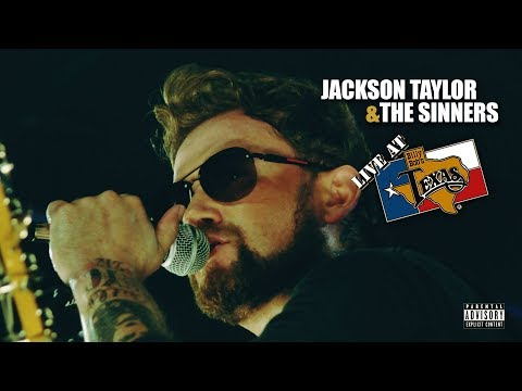 Jackson Taylor - He Stopped Loving Her/ Purple Rain [OFFICIAL LIVE VIDEO]