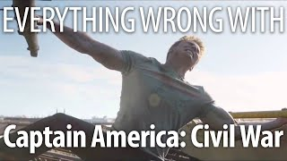 Download Everything Wrong With Captain America: Civil War Mp3 and Videos