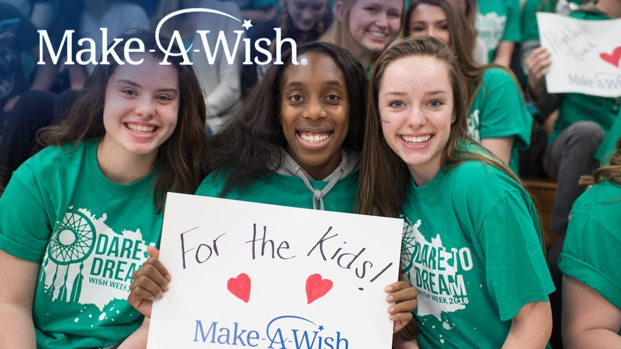 Kids For Wish Kids® – You Are Wish Makers | Make-A-Wish®