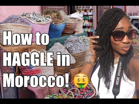 TOP 5 TIPS : Shopping in Morocco! | Remel London takes Morocco!