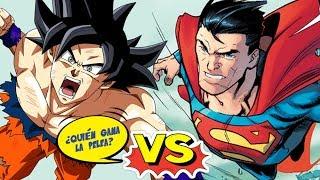 Entre Goku y Superman ¿Quién gana la pelea? - Programa 12 - De Saiyajin a Saiyajin
