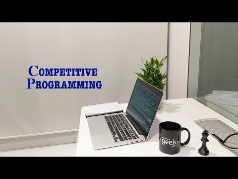 How to start Competitive Programming?