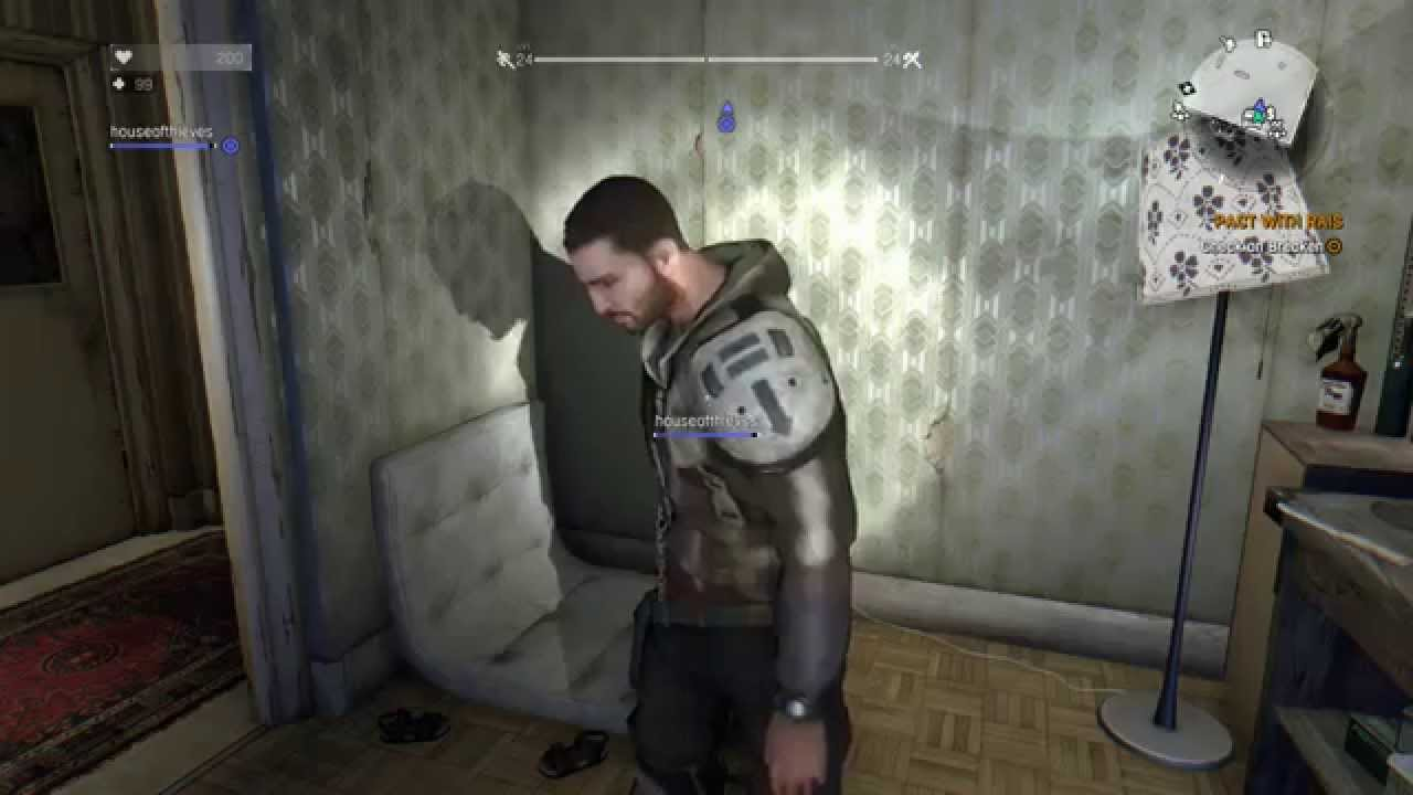 Dying Light All Outfits Non Dlc V2 Youtube