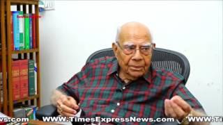 Ram Jethmalani exposes Modi. Govt. Part-1