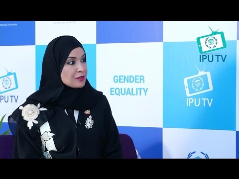 H.E. Dr. Amal Al Qubaisi President of the Federal National Council United Arab Emirates