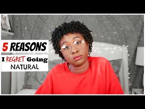 I REGRET Going NATURAL| Winter Noelle Beauty