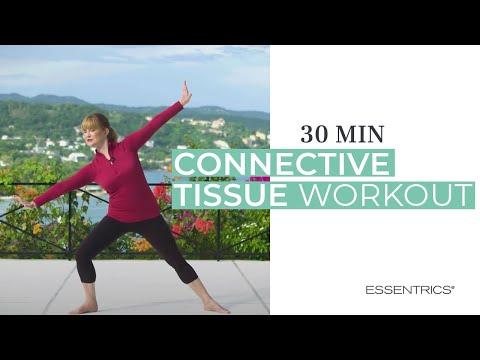 Essentrics Wellness Challenge Day 1: Rebalance Your Connective Tissue with Miranda Esmonde-White