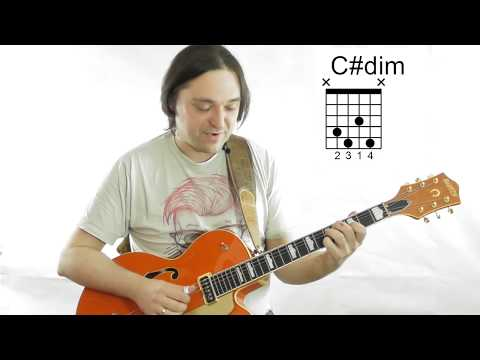 """How to play """"Cannonball Rag"""" - Chords (Part 1)"""