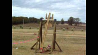Pack 298 Punkin' Chunkin' With Trebuchet
