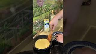 175. Ванильные блины на Соевом молоке (100% постные)