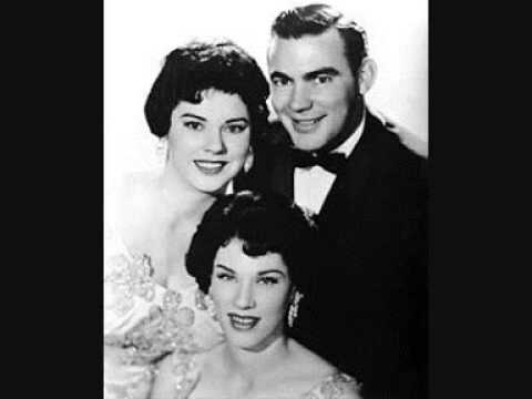 Jim Edward and Maxine Brown and Bonnie - I Take The Chance (1956).