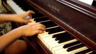 Brainard: Star Light Waltz, Piano Solo
