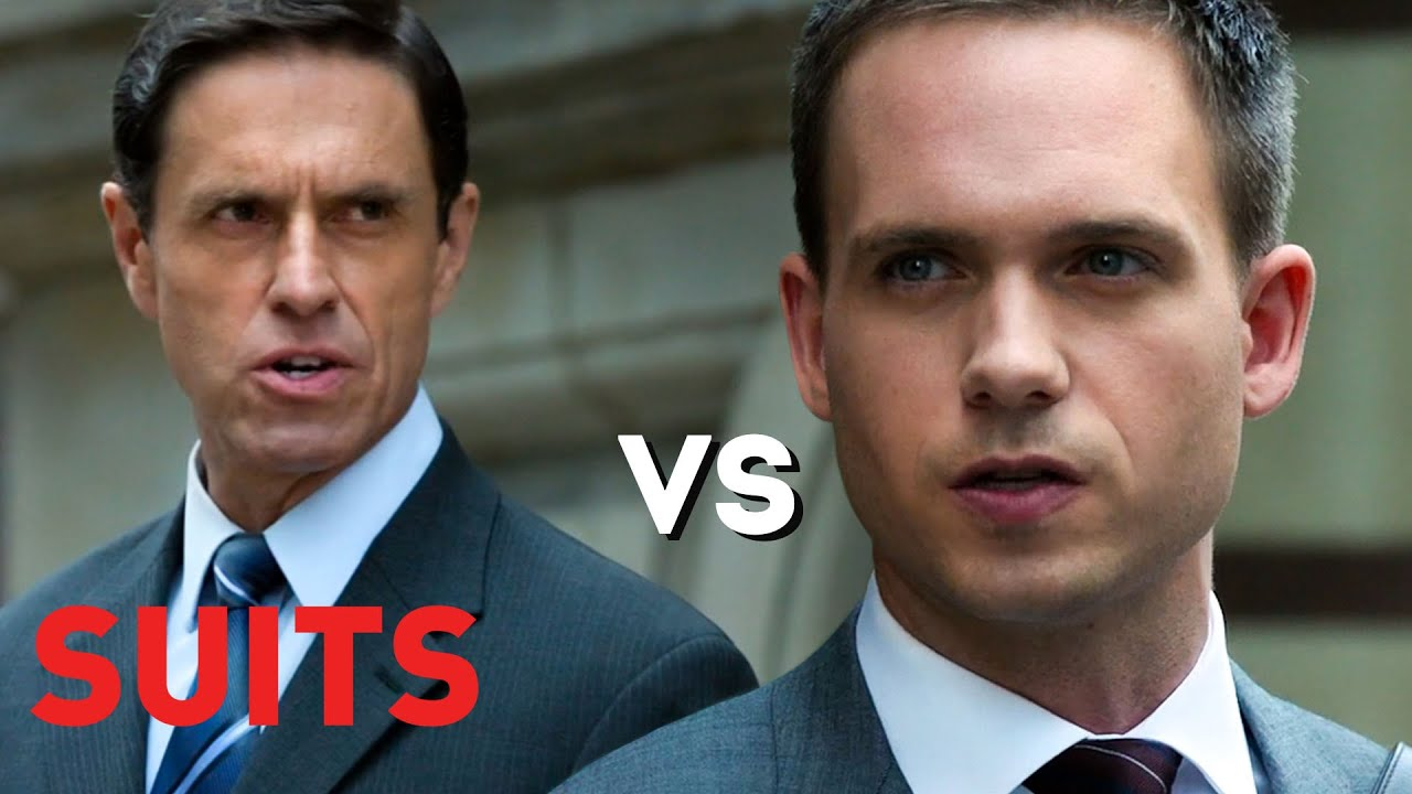 Mike en busca de venganza | Mike Ross VS Nick Rinaldi | Suits: La Ley de los Audaces