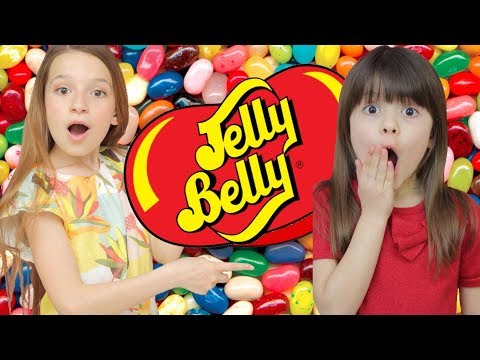 Jelly Belly Challenge avec nos cousines ! 🍬 Un moment FUN pour la LEVANAH SOLOMON'S Family ! 🍭