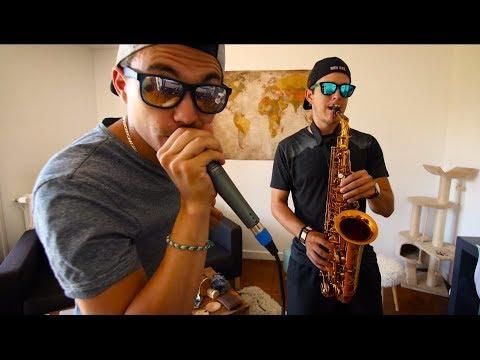 BEATBOX & SAX | Medley R&B / Hip Hop   🎤🎷