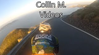 (Cycling Training) Fast 40 MPH Road Bike Sprint (Cycling Motivation)