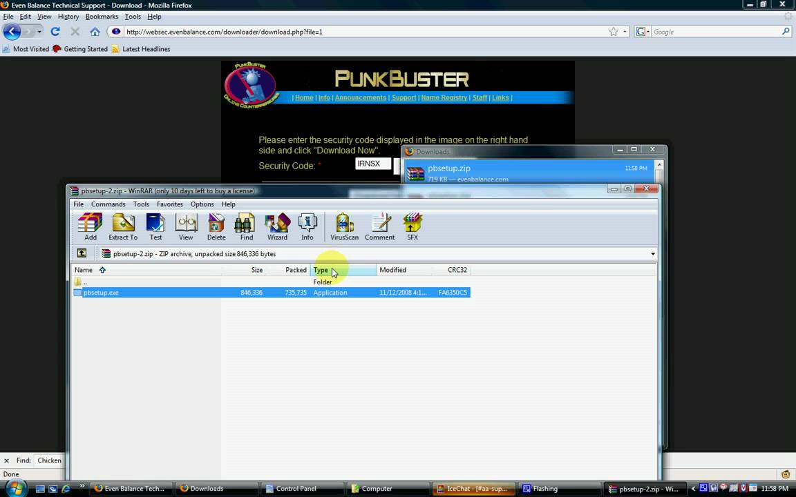 How to manually Install/uninstall PunkBuster for any game