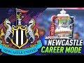 The Fa Cup Final Fifa 18 Newcastle United Career Mode #35