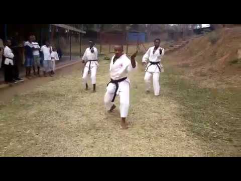 OKAPI SHOTOKAN KARATE GATENGA, RWANDA