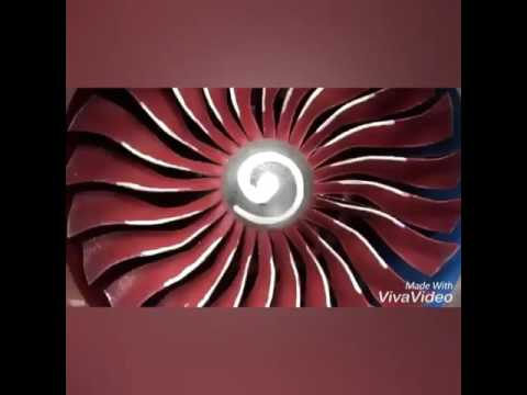 Homemade Turbofan Engine test run