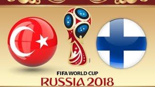 Турция - Финляндия | ЧМ-2018 | Turkey - Finland | Отборочный турнир | Прогноз на 24.04.17