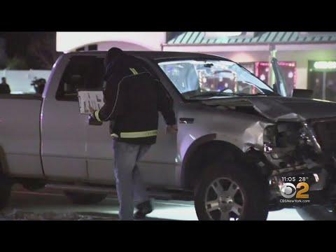 Driver Fatally Strikes Pedestrian In Elmwood Park