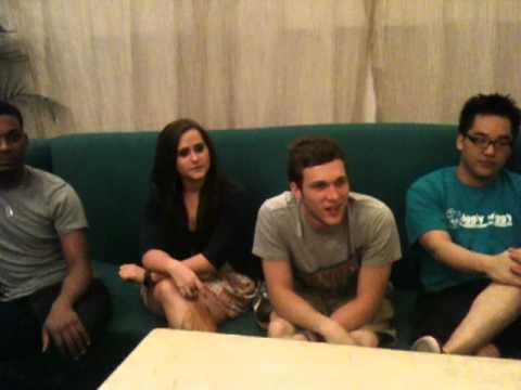 Phillip Phillips, Hee Jun Han, Skylar Laine, Colton Dixon - Manila Interview