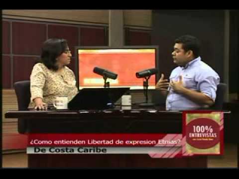 100% Entrevistas. Visa tica por 90 días y Libertad de expresión en costa caribe